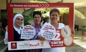 Lanzamiento campaña Las Dos Caras de la Moneda