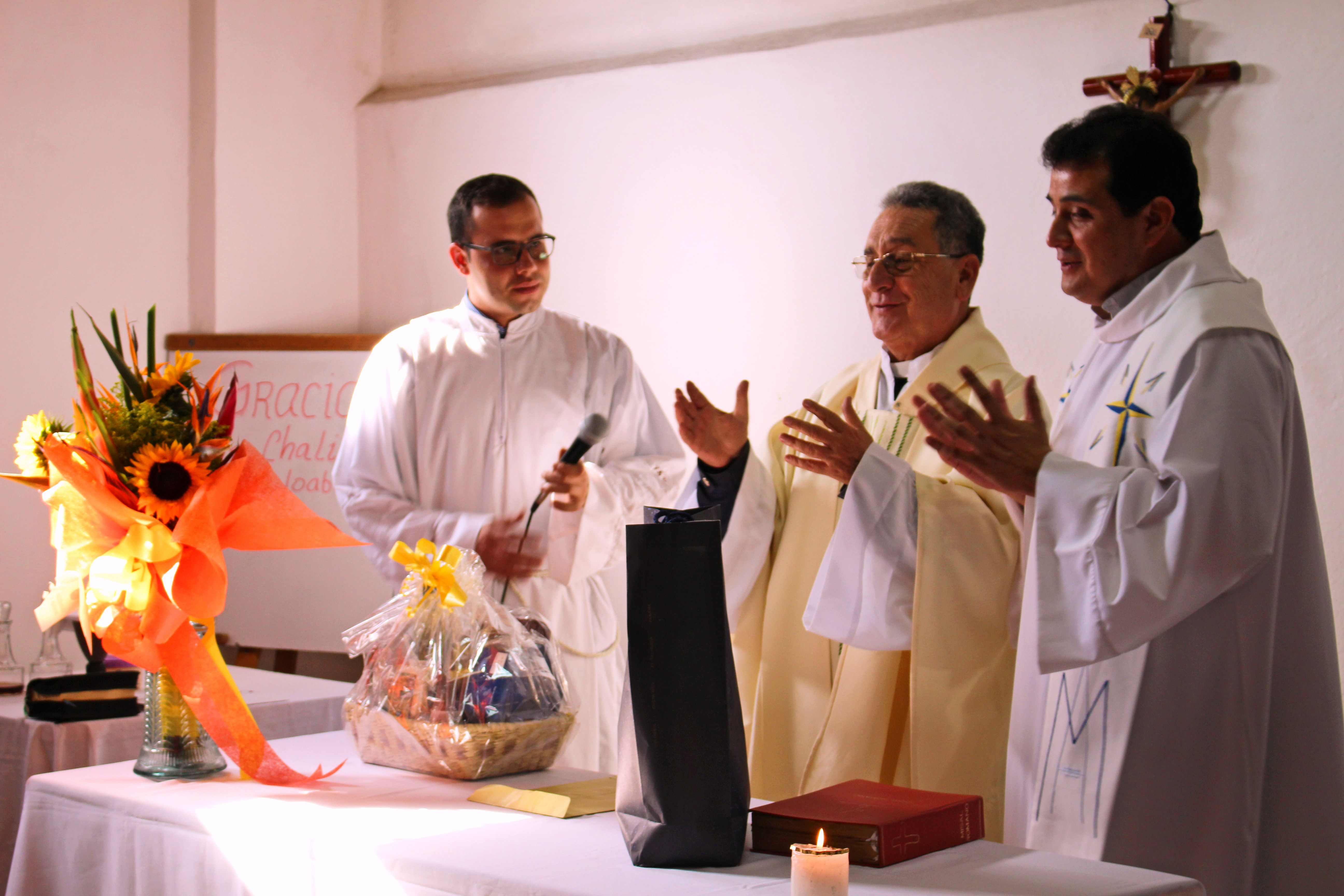 Se sigue fortaleciendo la Casa Pan y Vida San José